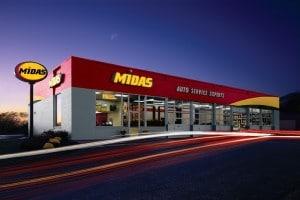 Midas Oil Change prices - Midas store front image
