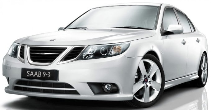 Saab oil change cost