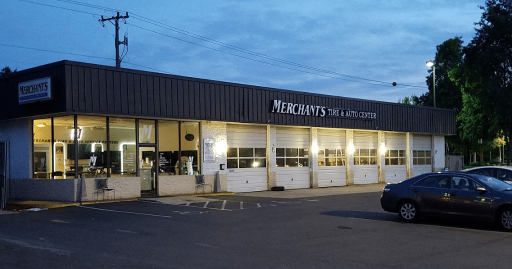 Merchant's Tire & Auto Center