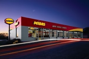 Midas Oil Change prices - Midas store front image