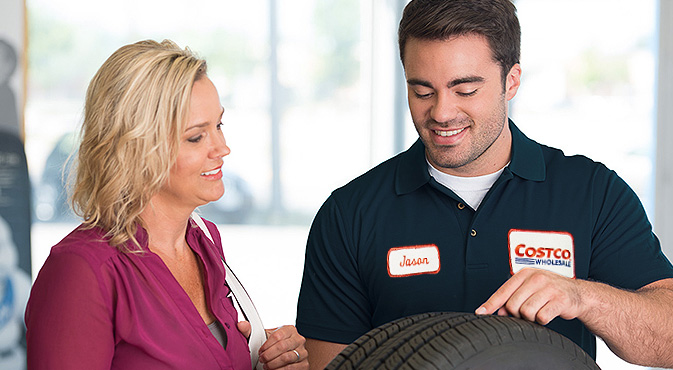 Costco Tires Prices Fees Tire Rotation Wheel Alignment Hours