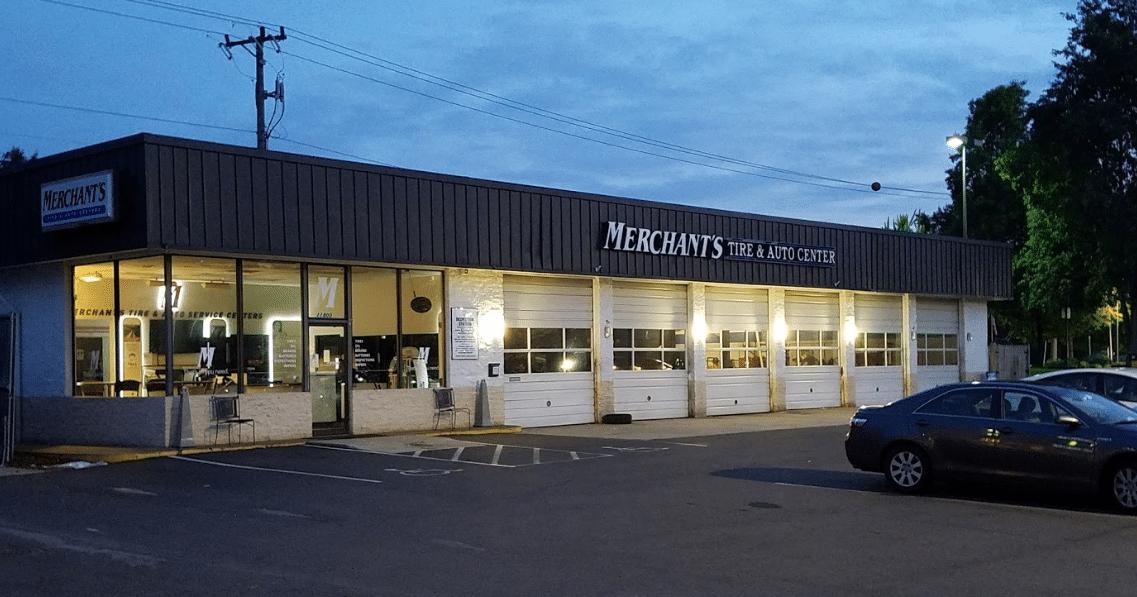 Merchant's Tire & Auto Services | Tires, Services, Prices ...